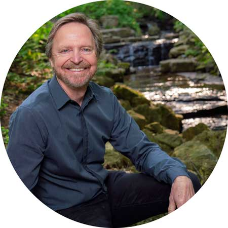 Joe Bailey's life purpose is to help people find true happiness and peace of mind through the inside-out understanding obtained through the three-principles of mind, body, and thought