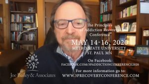 The Principles of Addiction Recovery Conference Update