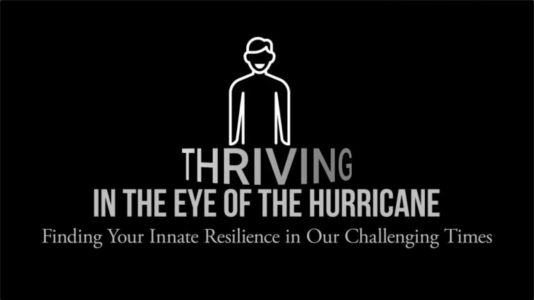 Thriving in the Eye of the Hurricane: November Update