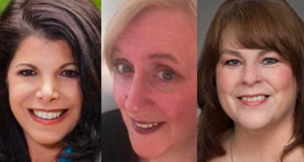 image of Debbie Milam, Louise O'Daliagh, and Teresa Walding